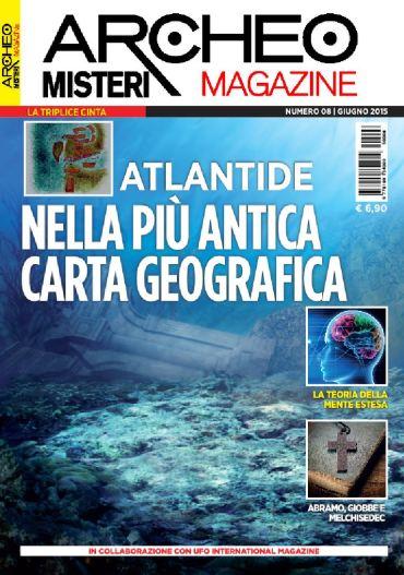 ArcheoMisteri Magazine giugno 2015