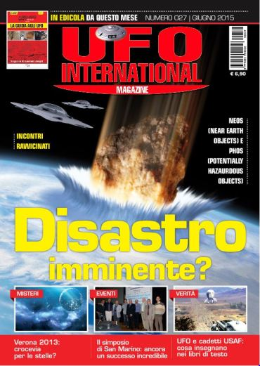 UFO International Magazien giugno 2015