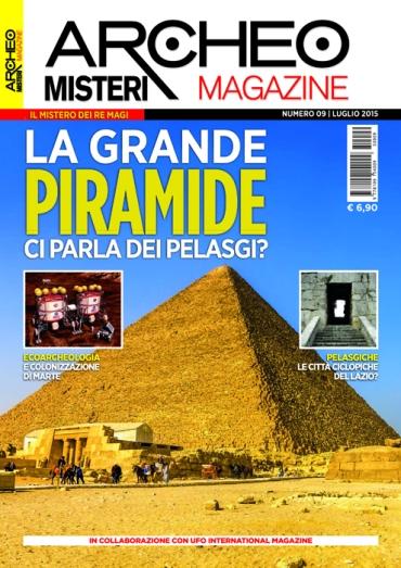 Archeo Misteri Magazine – luglio 2015