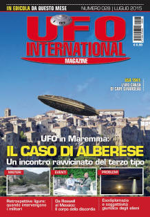 UFO International Magazine - luglio 2015