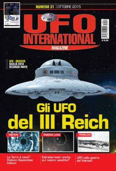 UFO International Magazine - ottobre 2015