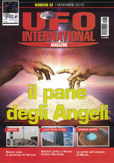 UFO International Magazine novembre 2015
