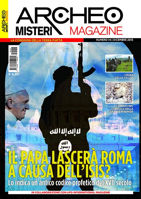Archeo Misteri Magazine - dicembre 2015