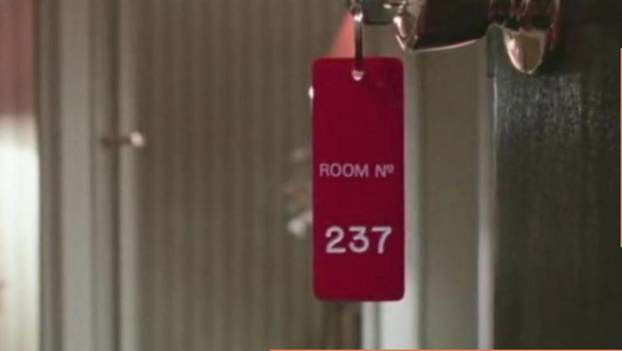 The Shining - camera 237