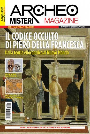Archeo Misteri Magazine febbraio 2016