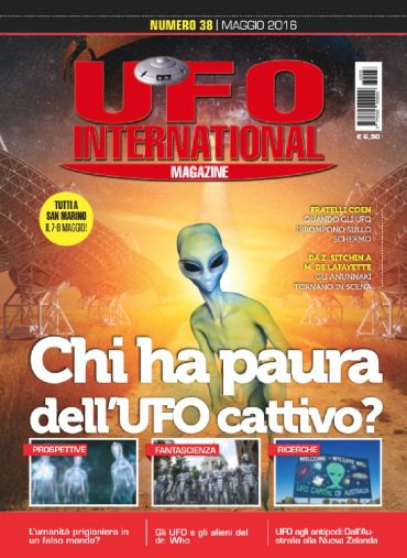 UFO International Magazine Maggio 2016