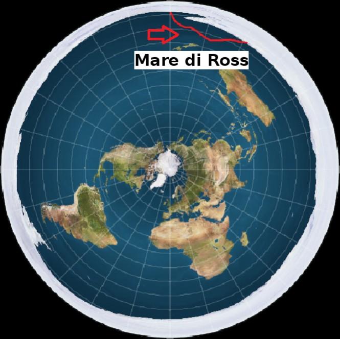 Antartide mare di Ross