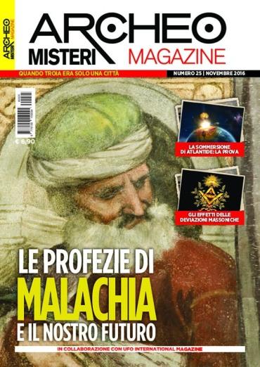ARCHEO MISTERI MAGAZINE NOVEMBRE 2016 - 25