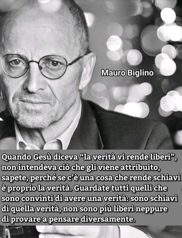 Mauro Biglino terra piatta