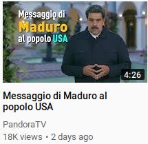 Maduro-Venezuela