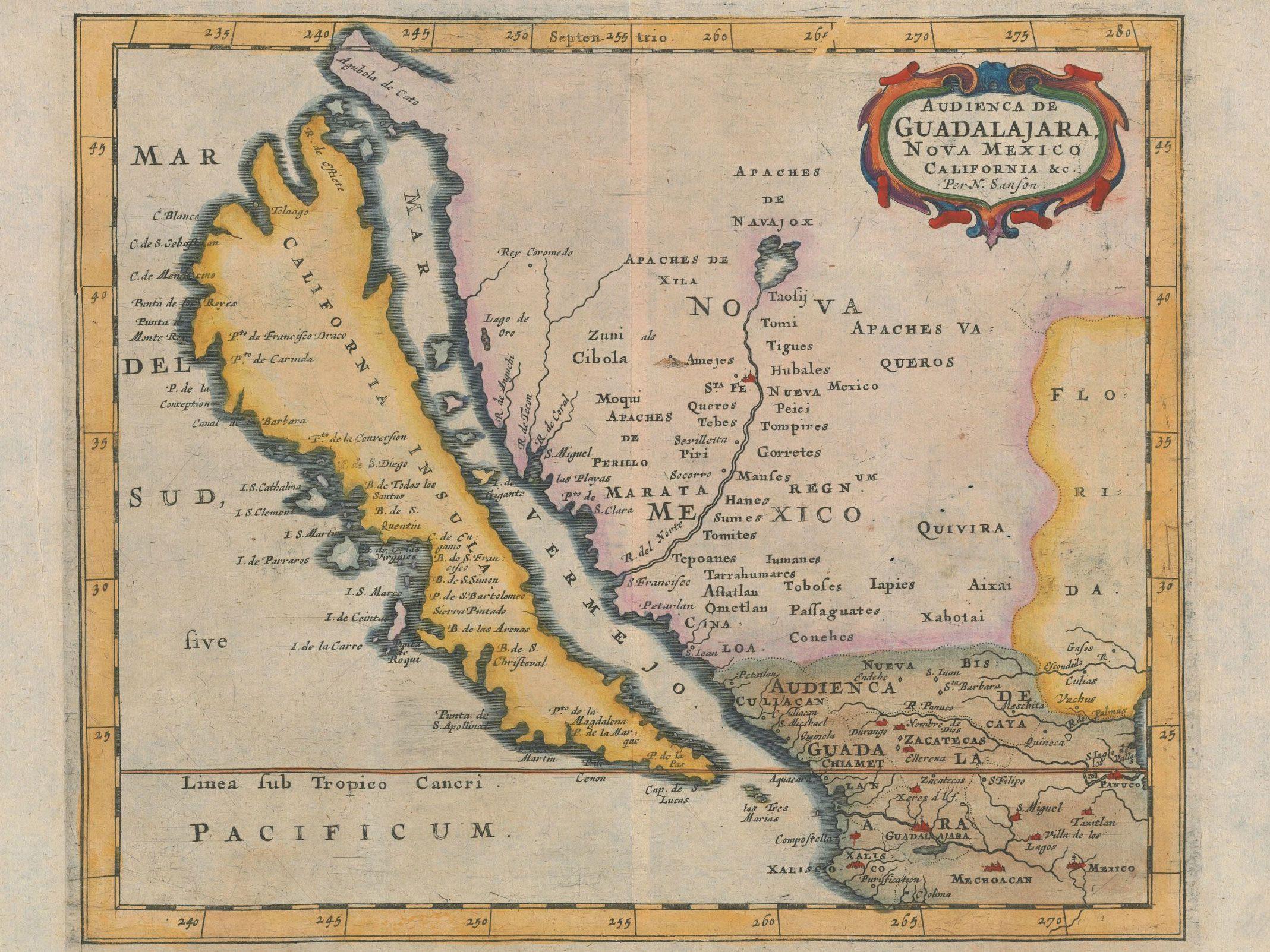 isola californiana