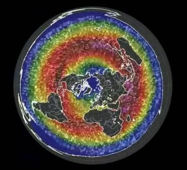 Maree sulla terra piatta
